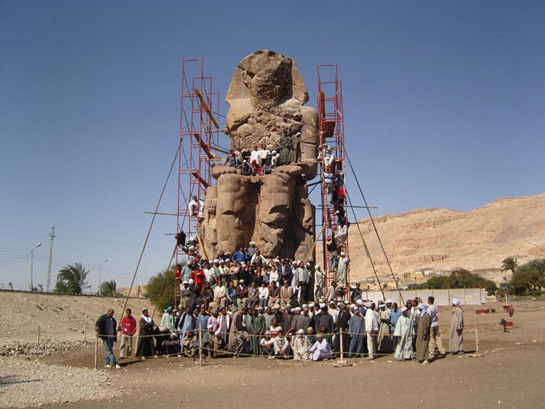 Altes Ägypten: Memnon in Not - Bild 15
