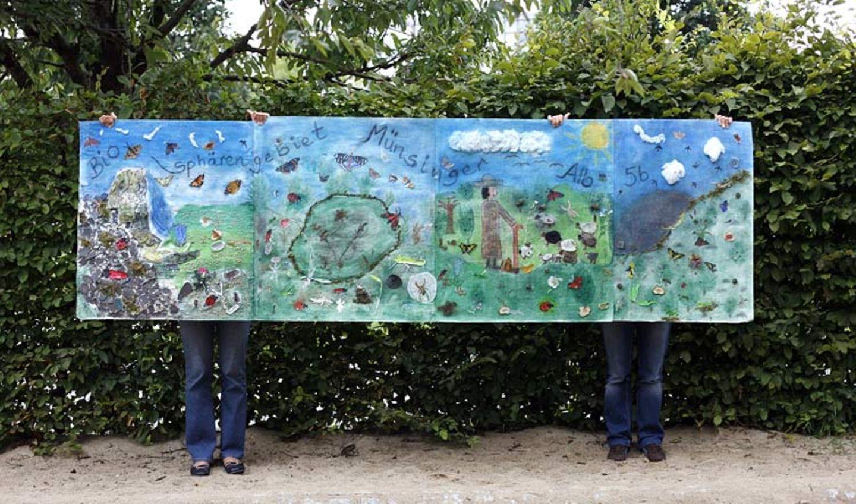 Fotoshow: GEO-Tag 2008 – Schüler für die Artenvielfalt