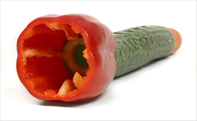 Fotoshow: Gemüseinstrumente