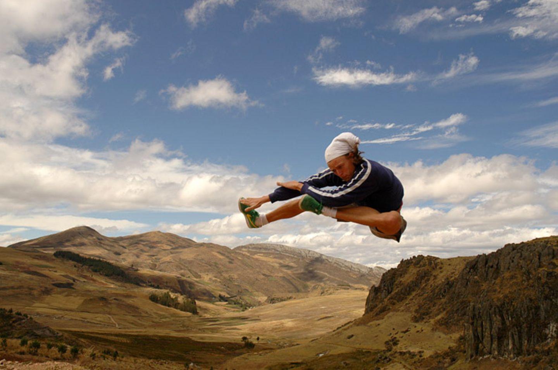 Reisen: Fotogalerie: Weltweite Luftsprünge