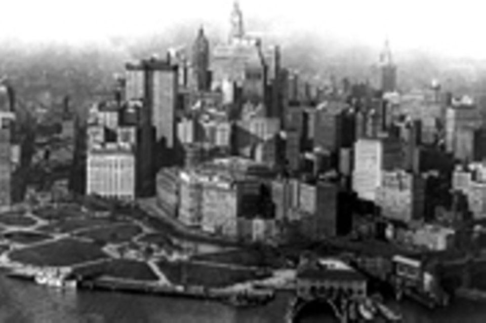 New York: Fotoshow: Metropolenerwachen