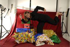 Fotoshow: Das Making-of des GEOlino Weihnachtsextras