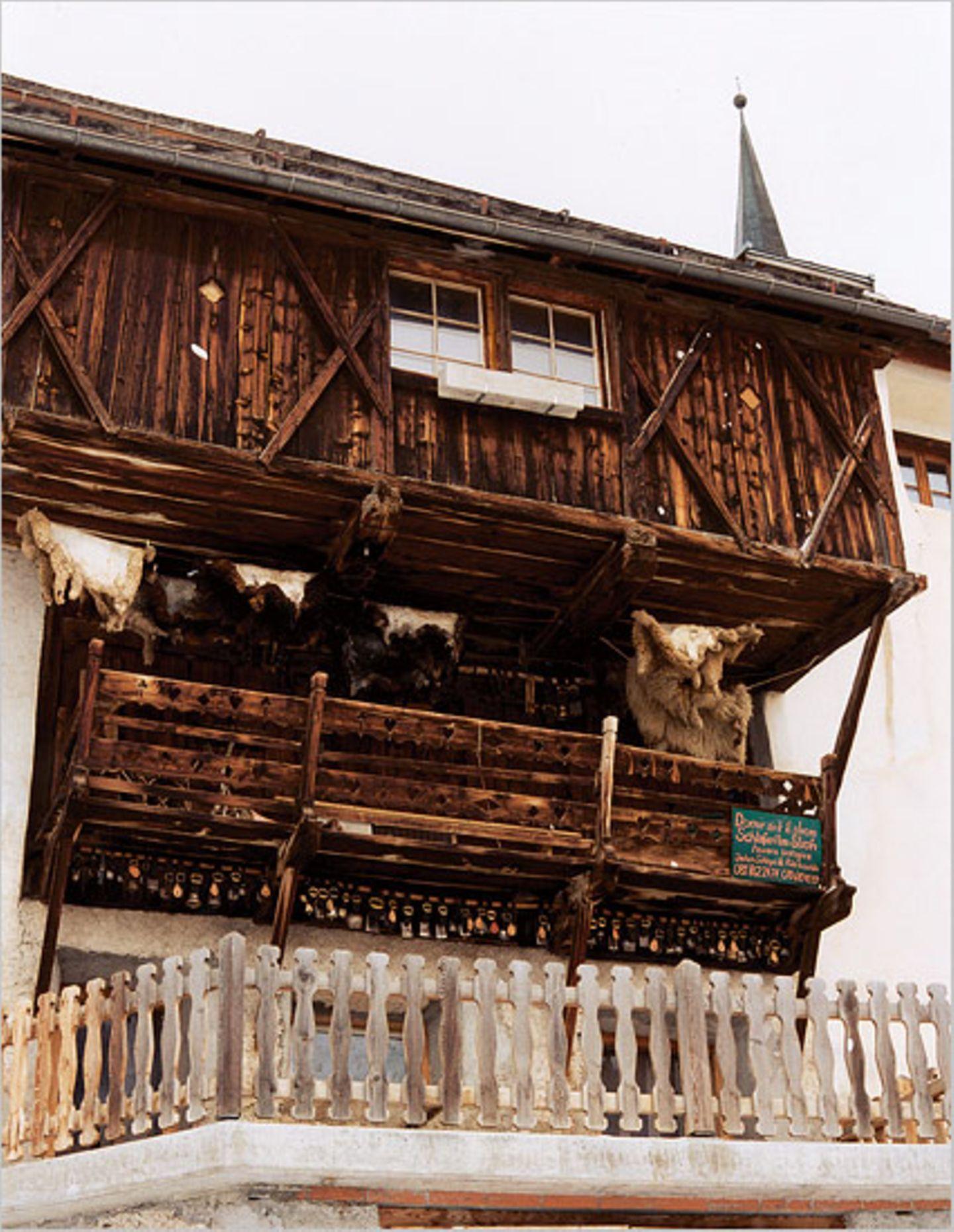 Schweizer Alpen: Winterwandern im Unterengadin - Bild 3