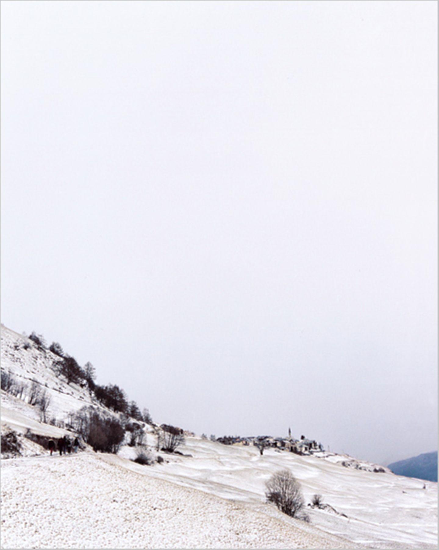 Schweizer Alpen: Winterwandern im Unterengadin - Bild 4
