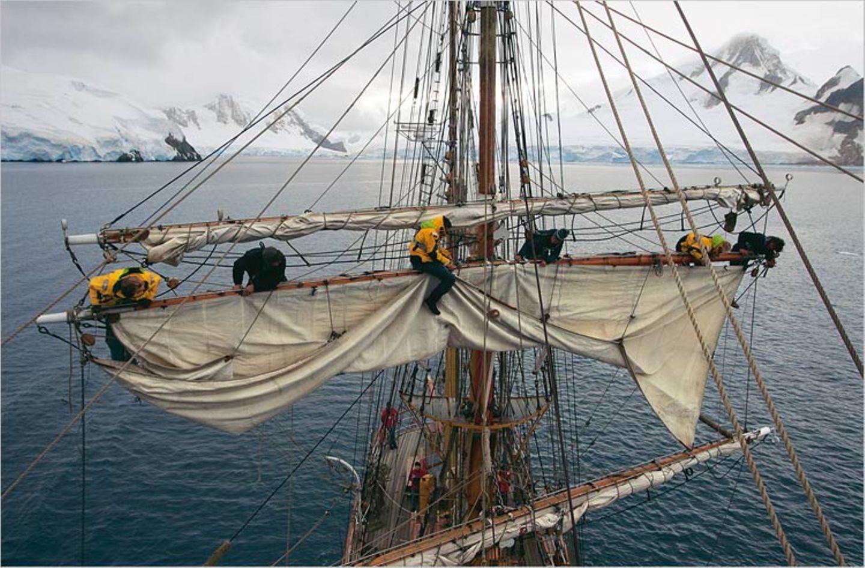 Antarktis: Unter Segeln zum Südpol - Bild 5