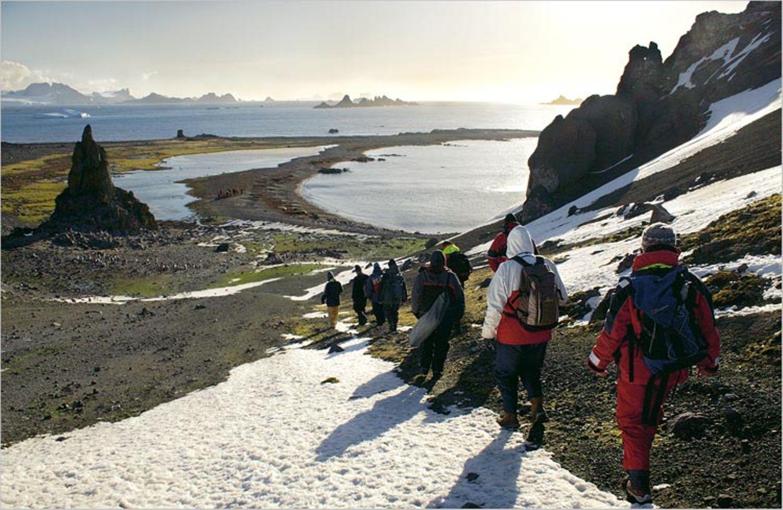 Antarktis: Unter Segeln zum Südpol - Bild 10
