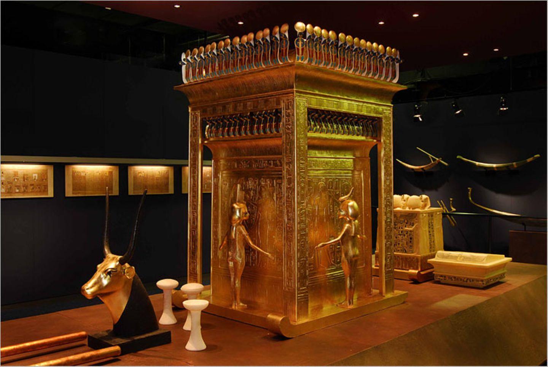 Fotogalerie: Der Schatz des Tutanchamun - Bild 6