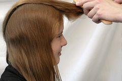 Basteln: Frisur 2: Römische Kaiserin - Bild 4