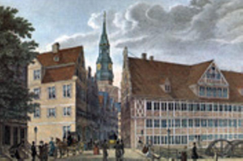 Die deutsche Romantik: Bildessay: Eine Metropole im Aufbruch