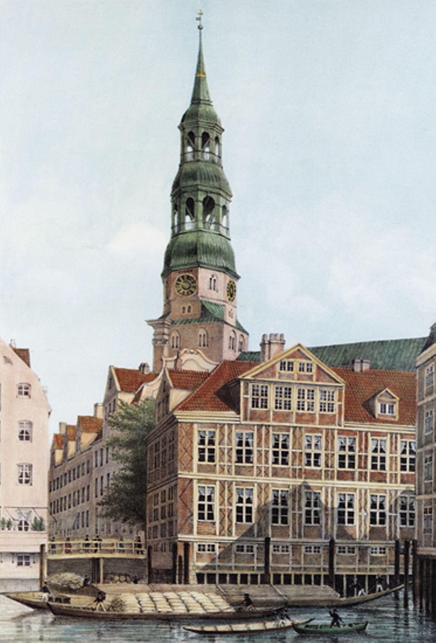 Die deutsche Romantik: Bildessay: Eine Metropole im Aufbruch - Bild 8