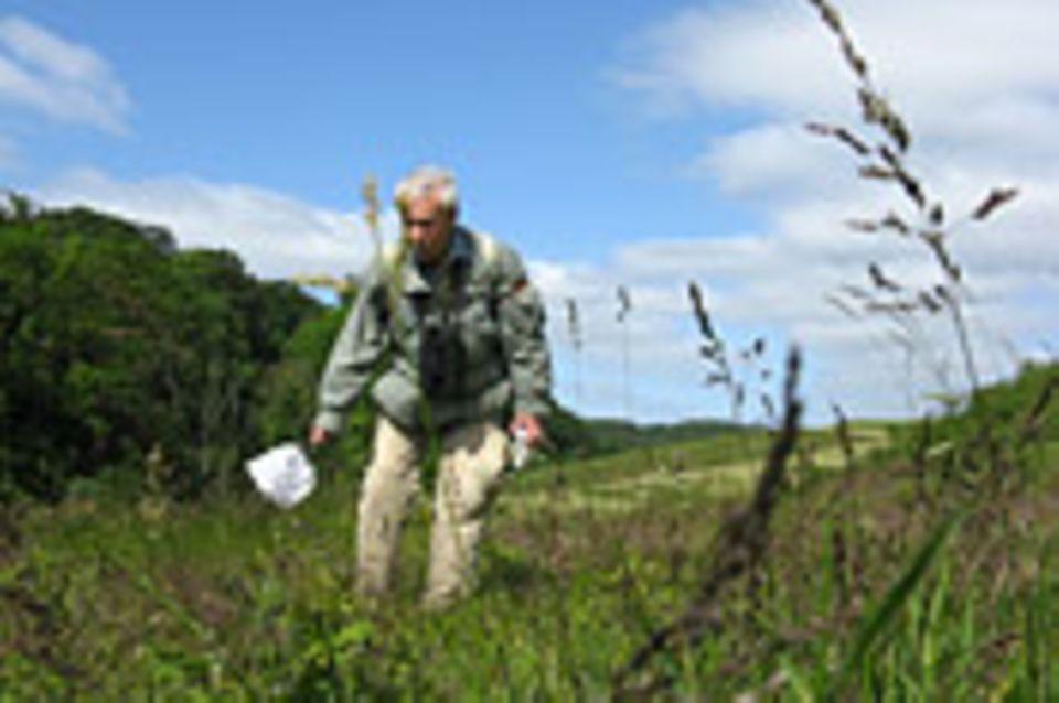 11. GEO-Tag der Artenvielfalt im Wildtierland