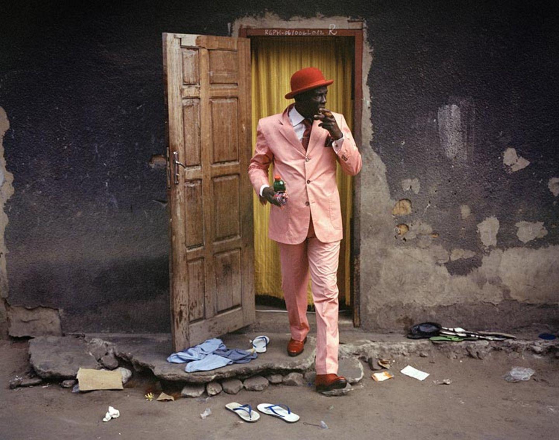 Fotogalerie: Die Sapeurs von Brazzaville