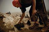 Fotoshow: Guano-Gewinnung in Peru