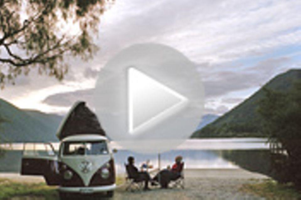 Neuseeland: Abenteuer: Mit dem Bulli durch Neuseeland