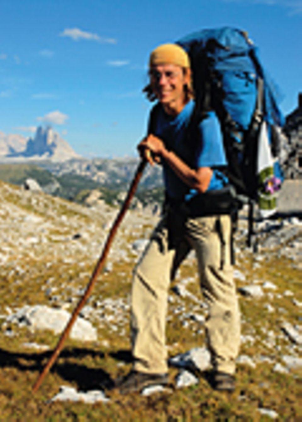 Wandern: Zu Fuß um die Welt