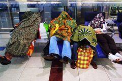 Fotogalerie: Sleeping in Airports - Bild 2