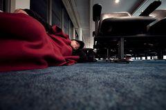 Fotogalerie: Sleeping in Airports - Bild 3