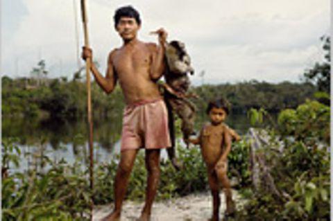 Fotogalerie: Pirahã, die Ureinwohner Brasiliens