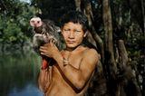 Fotogalerie: Pirahã, die Ureinwohner Brasiliens - Bild 14