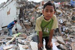Fotoshow: Erdbeben auf Sumatra