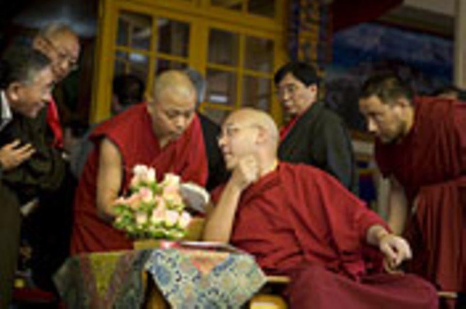 Das neue Gesicht Tibets: der Karmapa