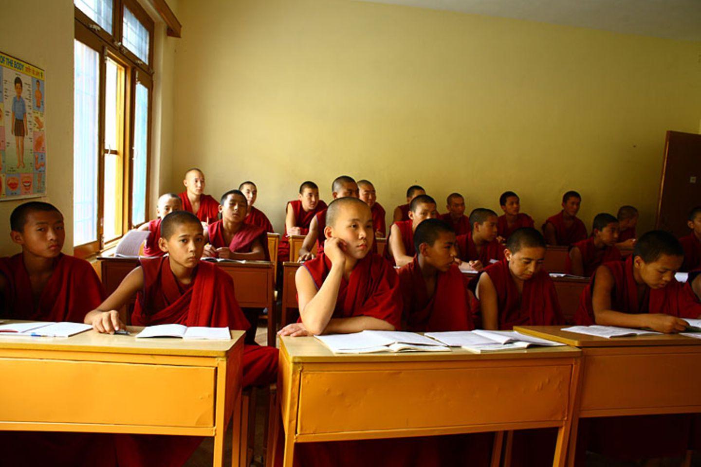 Das neue Gesicht Tibets: der Karmapa - Bild 5