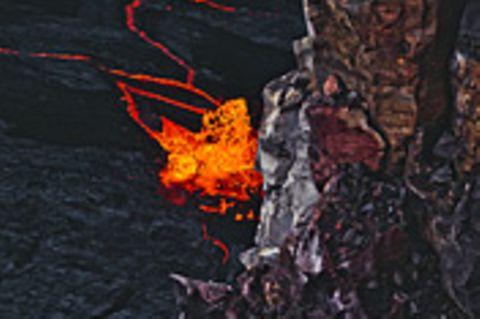 Fotogalerie: Vulkane