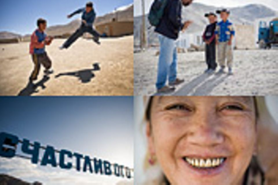 Fotogalerie: Couch bis Kasachstan