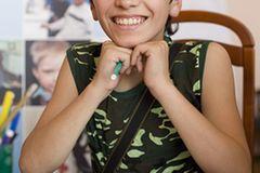 UNICEF Foto-Show: Russisch für Anfänger