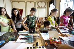 UNICEF Foto-Show: Russisch für Anfänger - Bild 2