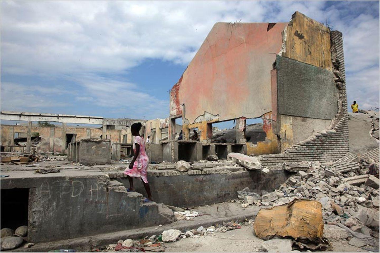 Erdbeben: UNICEF-Fotoshow: Haiti - Bild 2