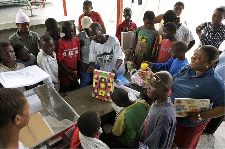 Erdbeben: UNICEF-Fotoshow: Haiti - Bild 6