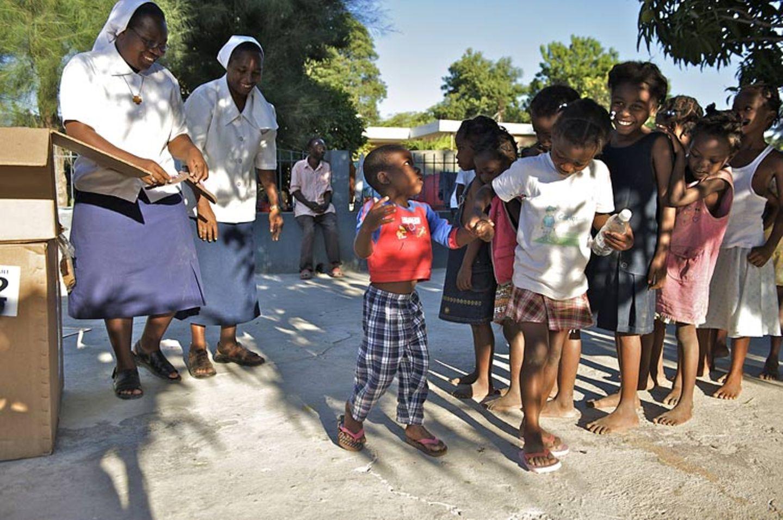 Erdbeben: UNICEF-Fotoshow: Haiti - Bild 7