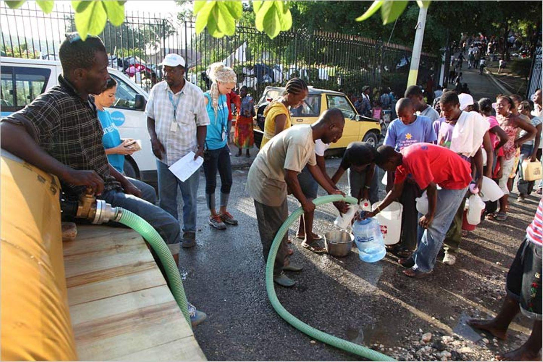 Erdbeben: UNICEF-Fotoshow: Haiti - Bild 12