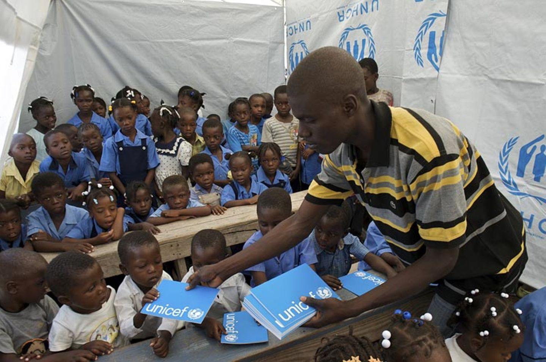 Erdbeben: UNICEF-Fotoshow: Haiti - Bild 17