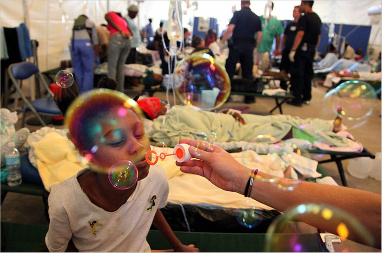 Erdbeben: UNICEF-Fotoshow: Haiti - Bild 18