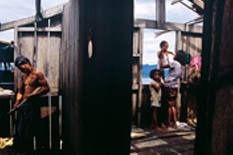 Philippinen: Leben mit Taifunen