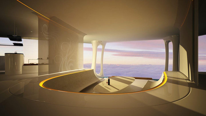 Fotogalerie: Mit dem Luxus-Luftschiff um die Welt - Bild 6
