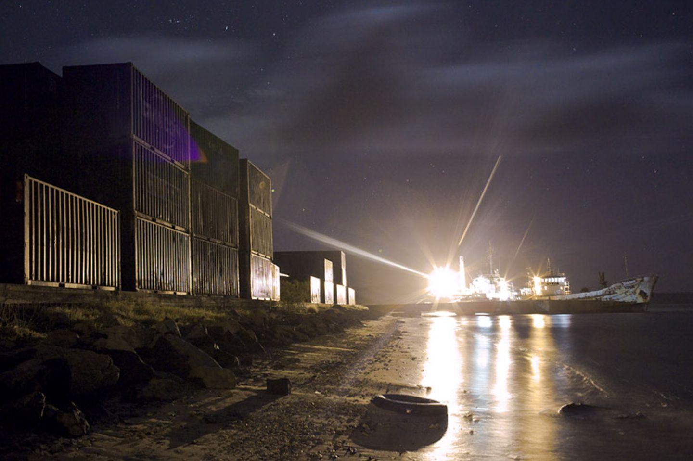 Hafen von Vohémar
