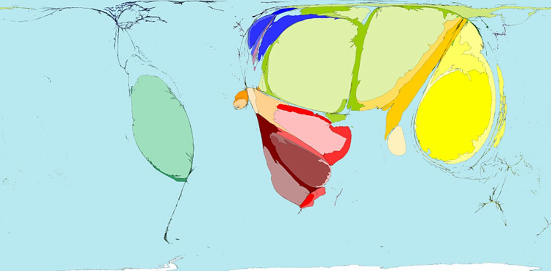 Geografie: Landkarten mal anders - Bild 4