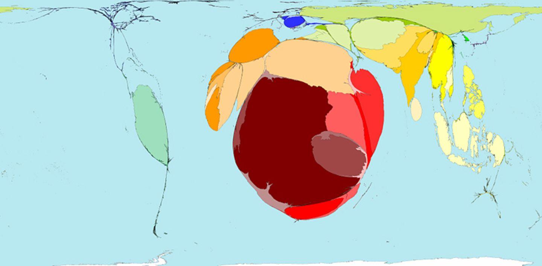 Geografie: Landkarten mal anders - Bild 5