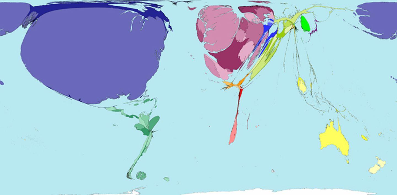 Geografie: Landkarten mal anders - Bild 12