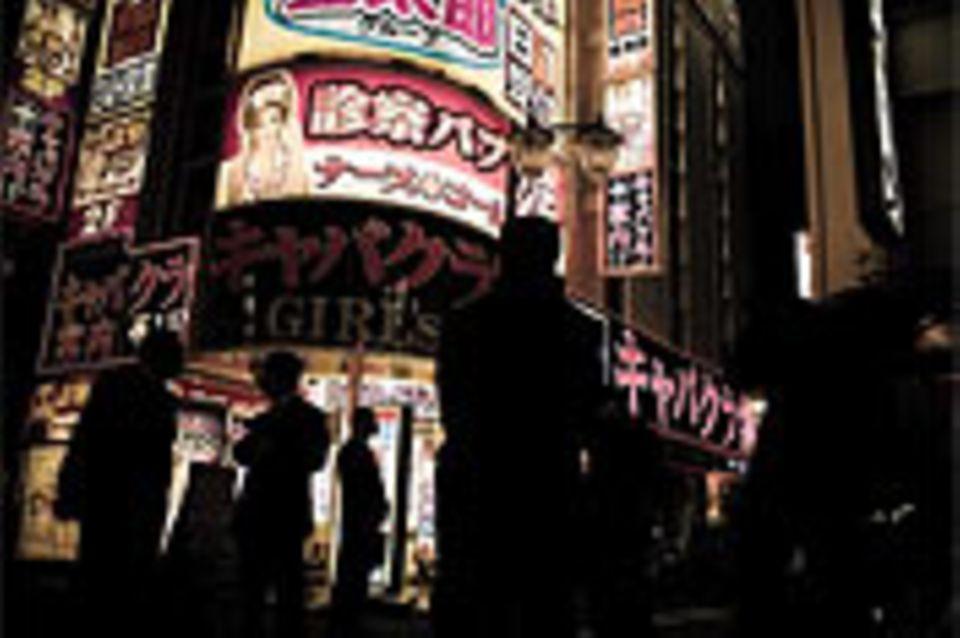 Yakuza in Tokyo