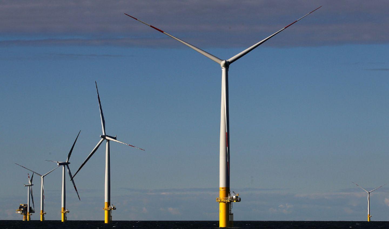 Energie: Offshore in der Ostsee