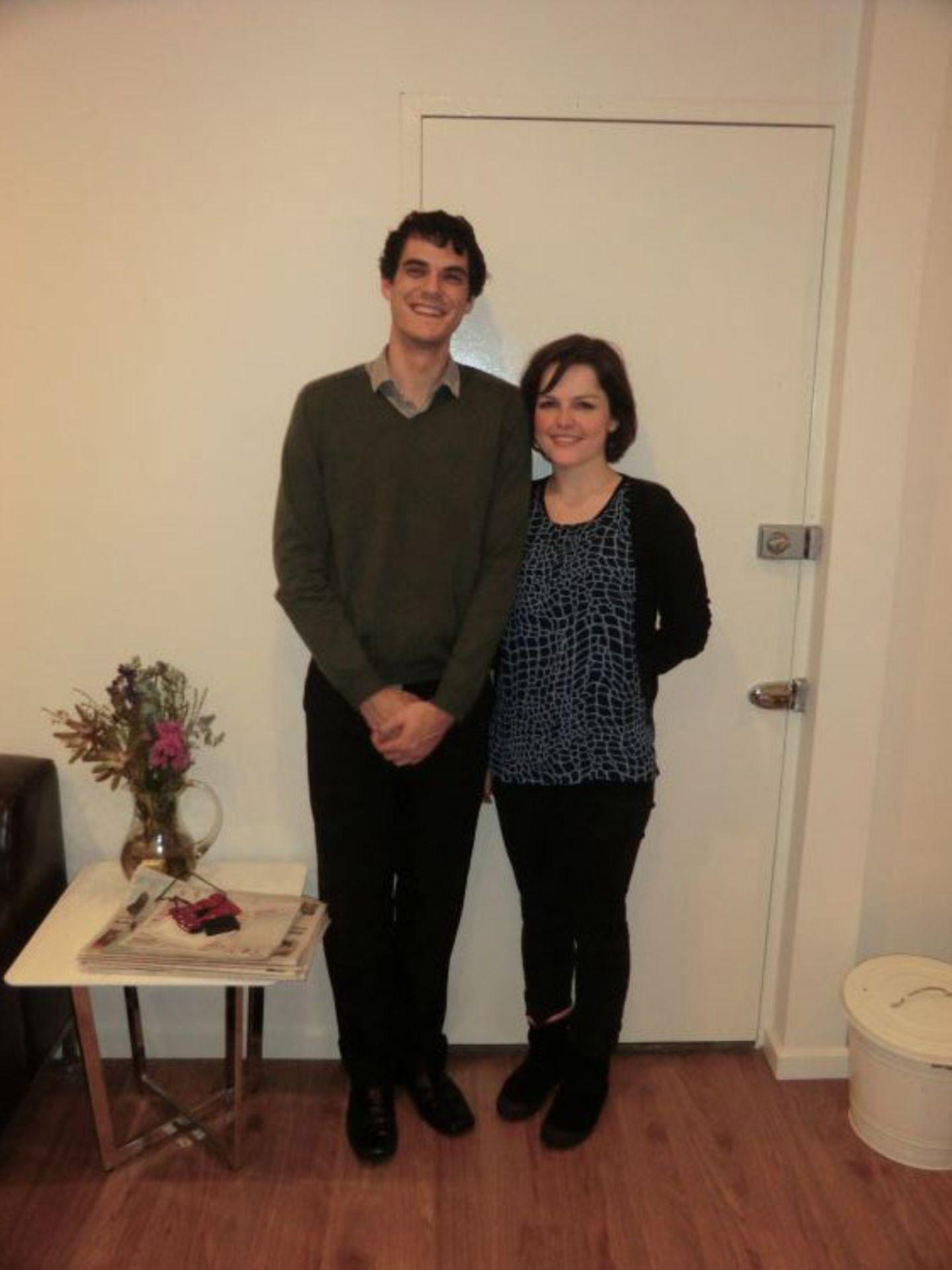 Ana und Tim (Melbourne): Ana und Tim (Melbourne)