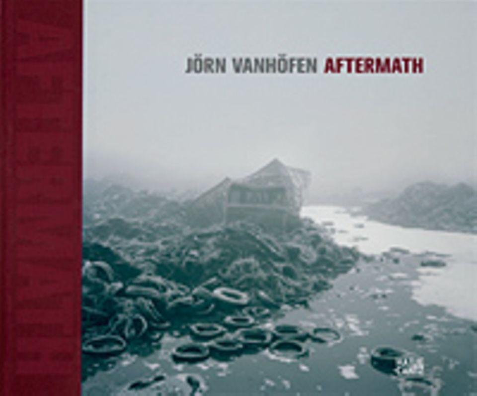 Landschaftsfotografie: Aftermath erschienen bei Hatje Cantz Verlag, € 58