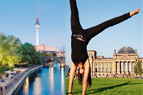 FOTOGALERIE: Sommer in Berlin