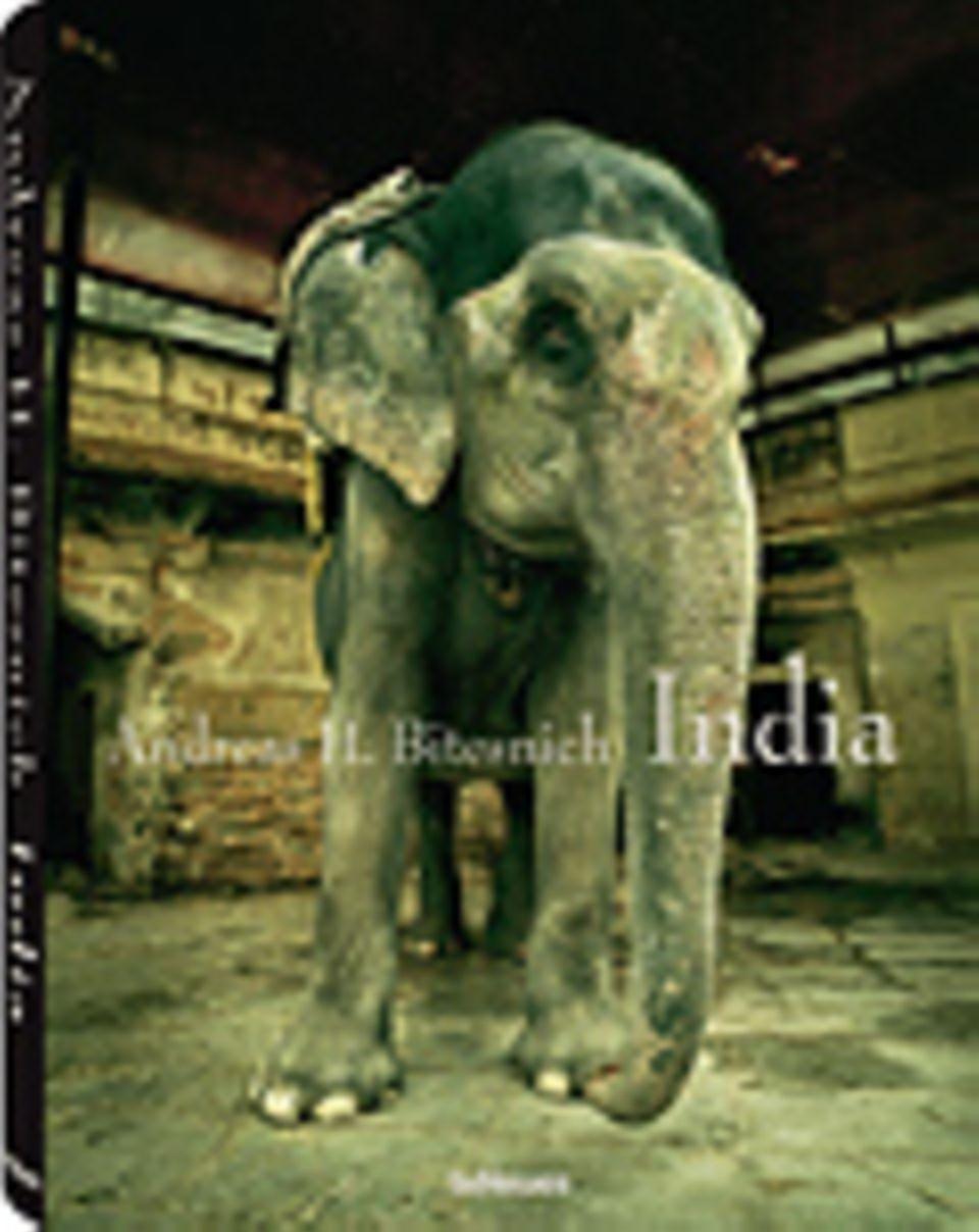 Fotogalerie: India - Andreas H. Bitesnich, erschienen bei teNeues, € 79,90