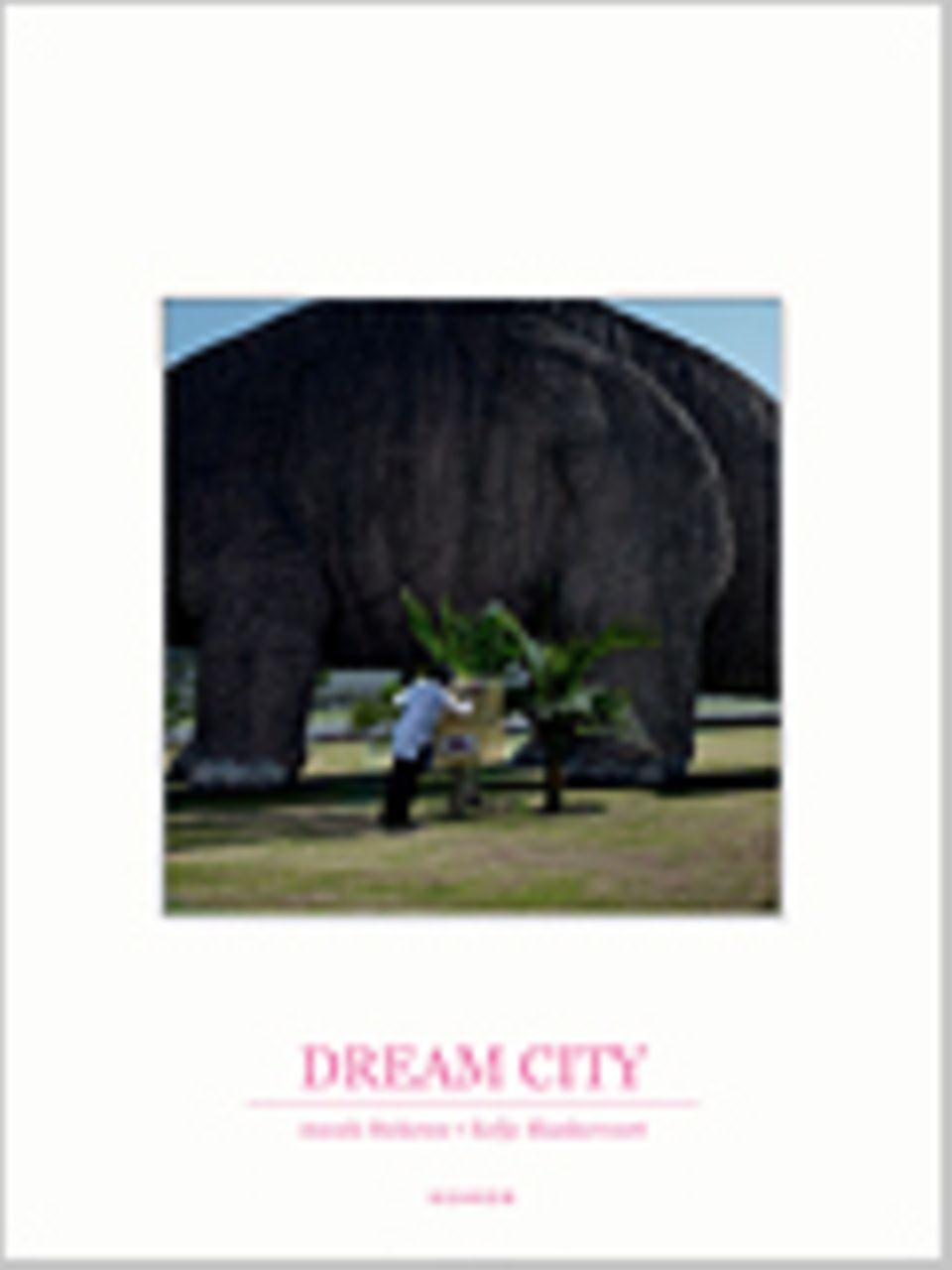 Freizeitparks: Dream City erschienen bei Kehrer, 40 €
