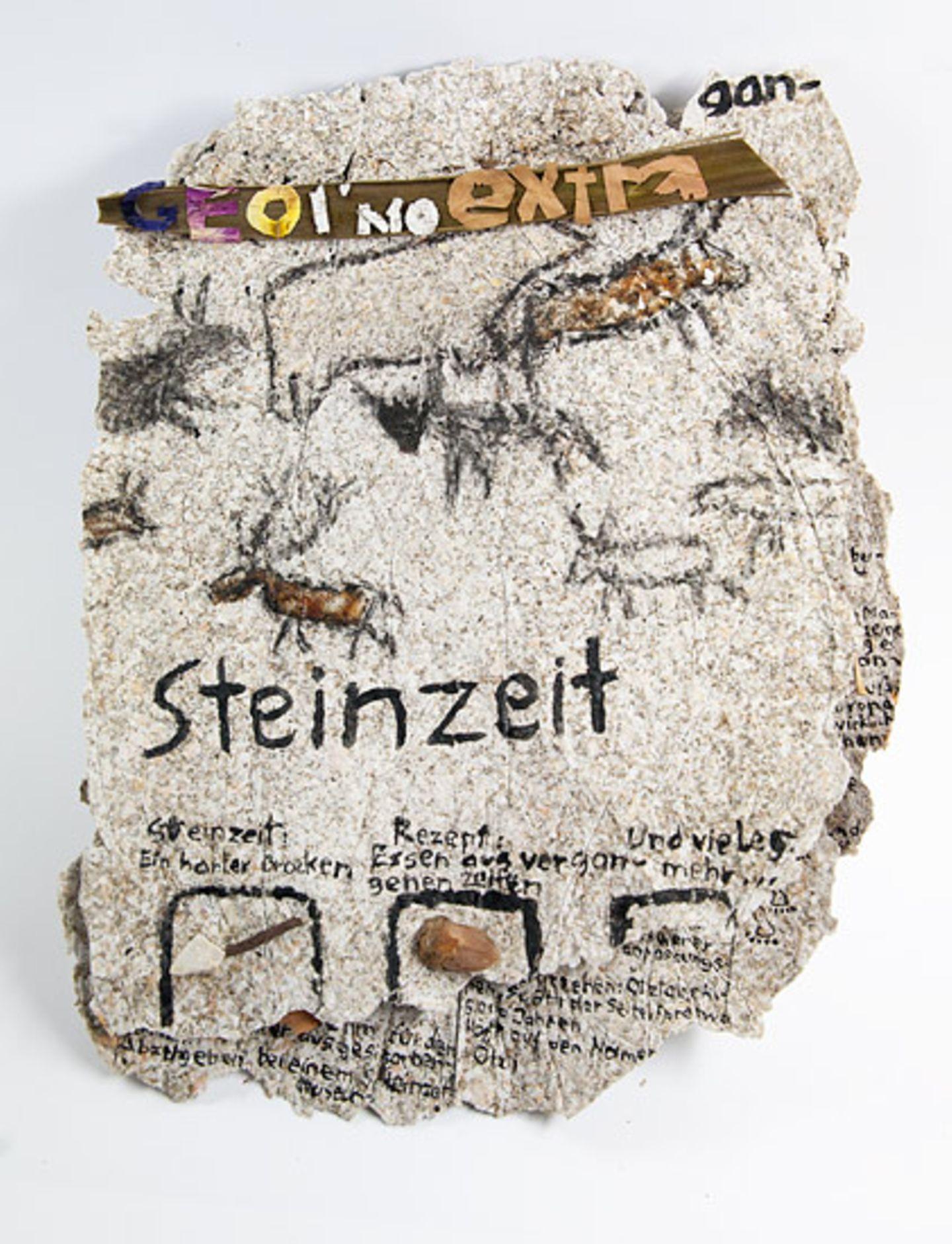 Wettbewerb: Wir zeigen Modernes aus der Steinzeit - Bild 27